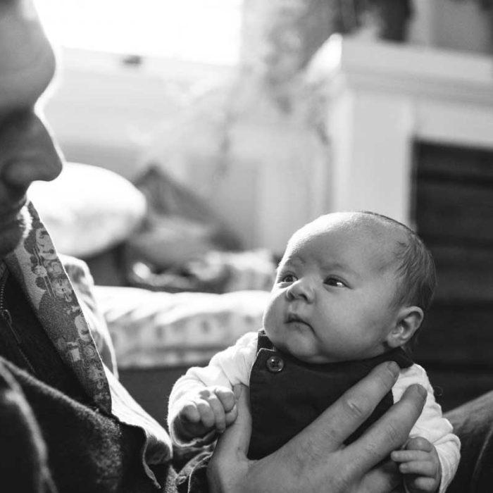 Baby Mariko | Spokane Film | Newborn Film