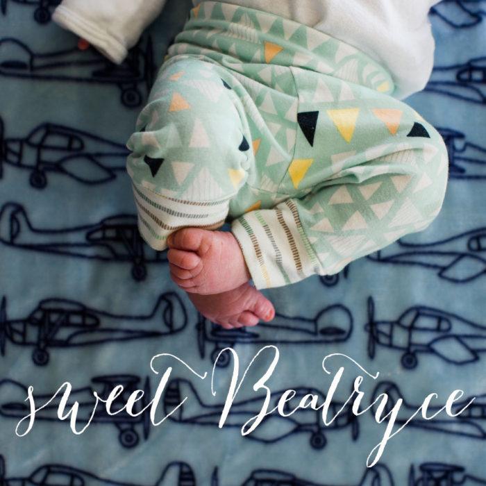 Spokane Newborn Photography | Sneak Peak | Baby Beatryce