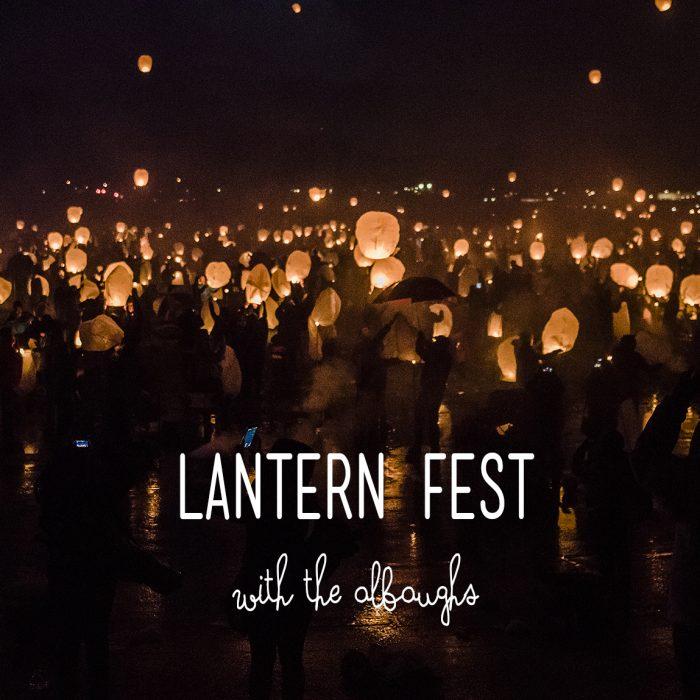 Lantern Fest | Spokane Family Photojournalist
