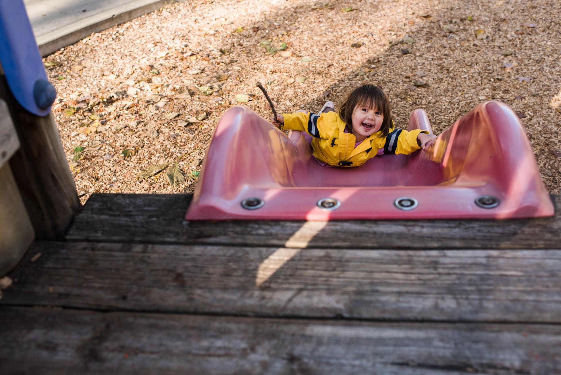 Grant Park and Playground   Spokane Photographer   November 5-on-5