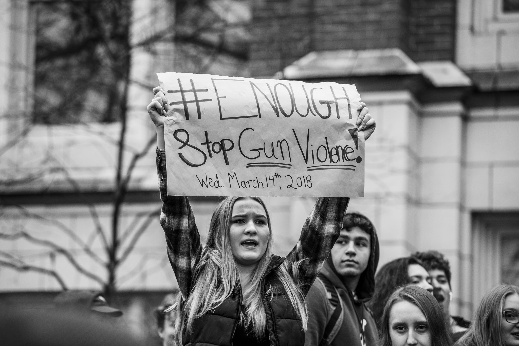When Youth take the Future in their own Hands | March for our Lives Spokane