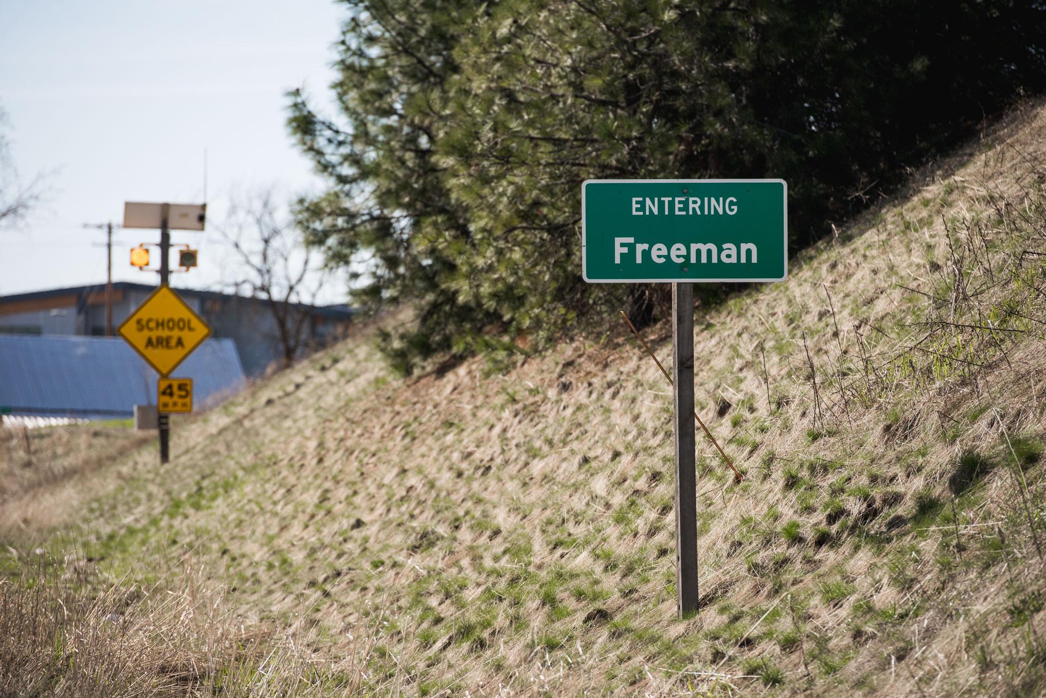 Columbine Anniversary – Freeman Walk Out | Spokane Photographer