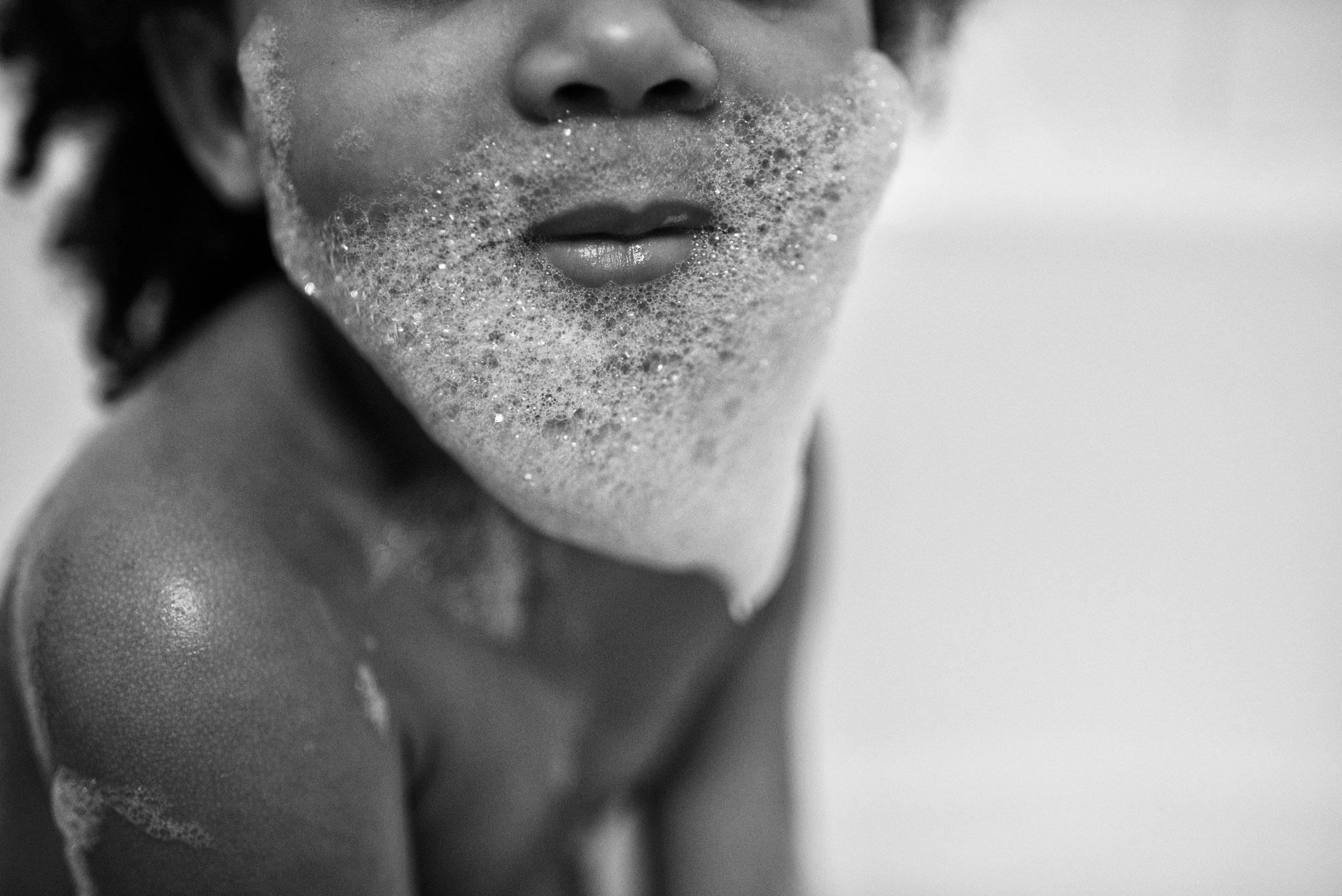 bubble beard