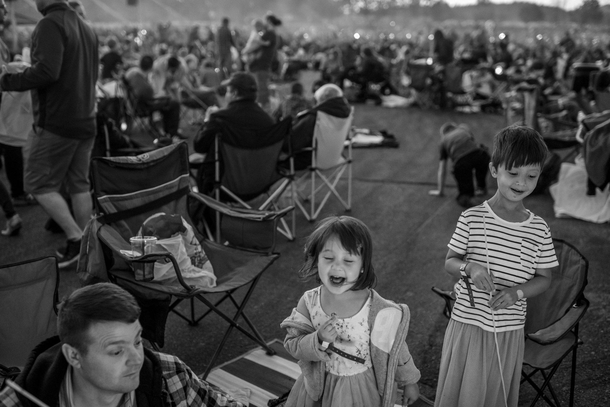 Lantern Fest, Smores, and Carls Jr | Spokane Photographer | June 5-on-5