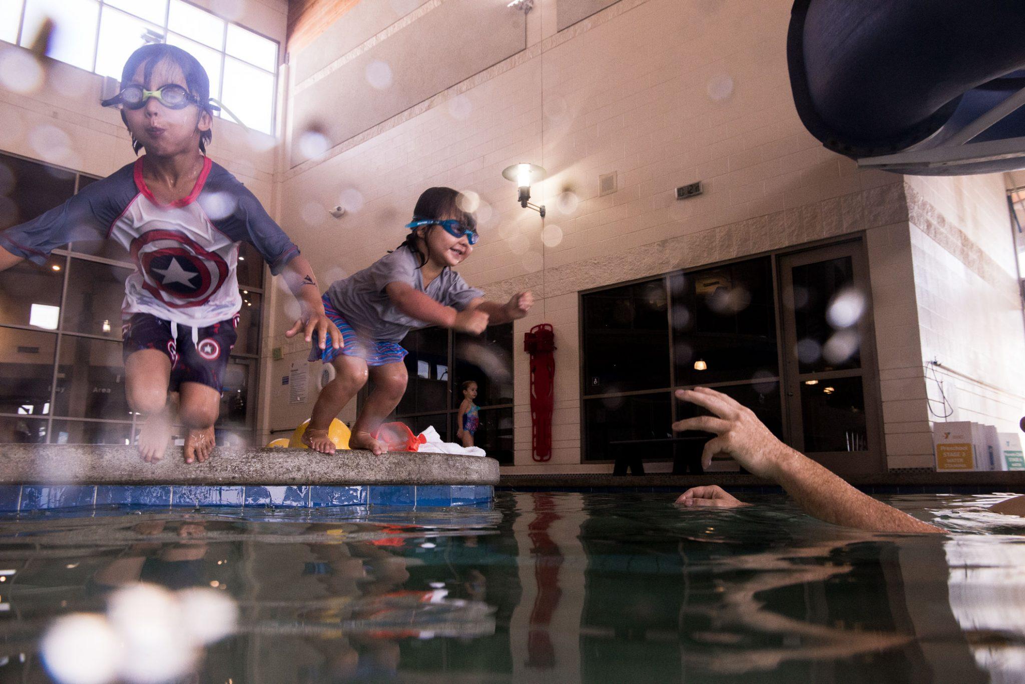 An Underwater Family | Septermber 5-on-5 | Spokane Photographer