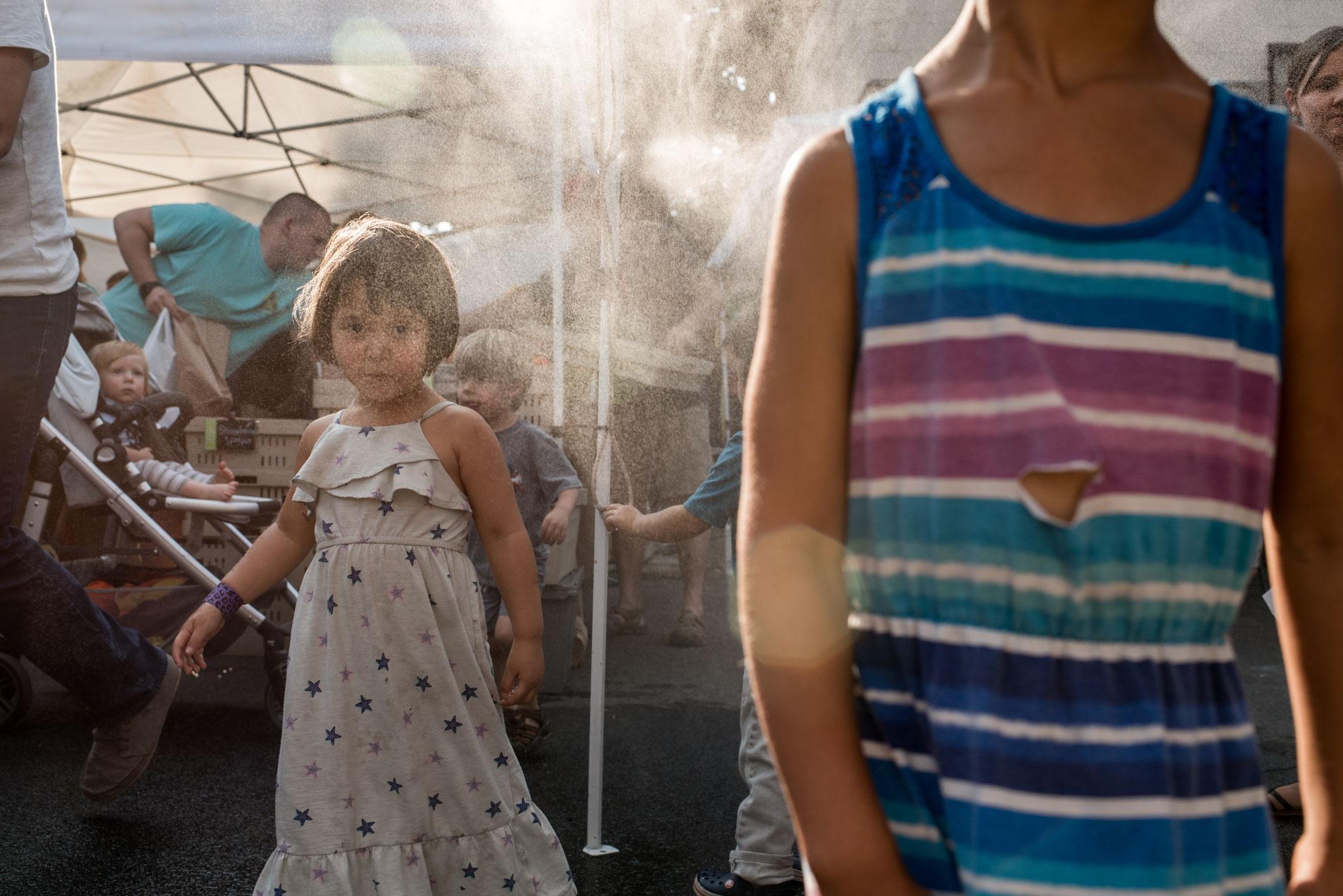 Perry Street Farmer's Market | Thursday Nights | Spokane Photographer