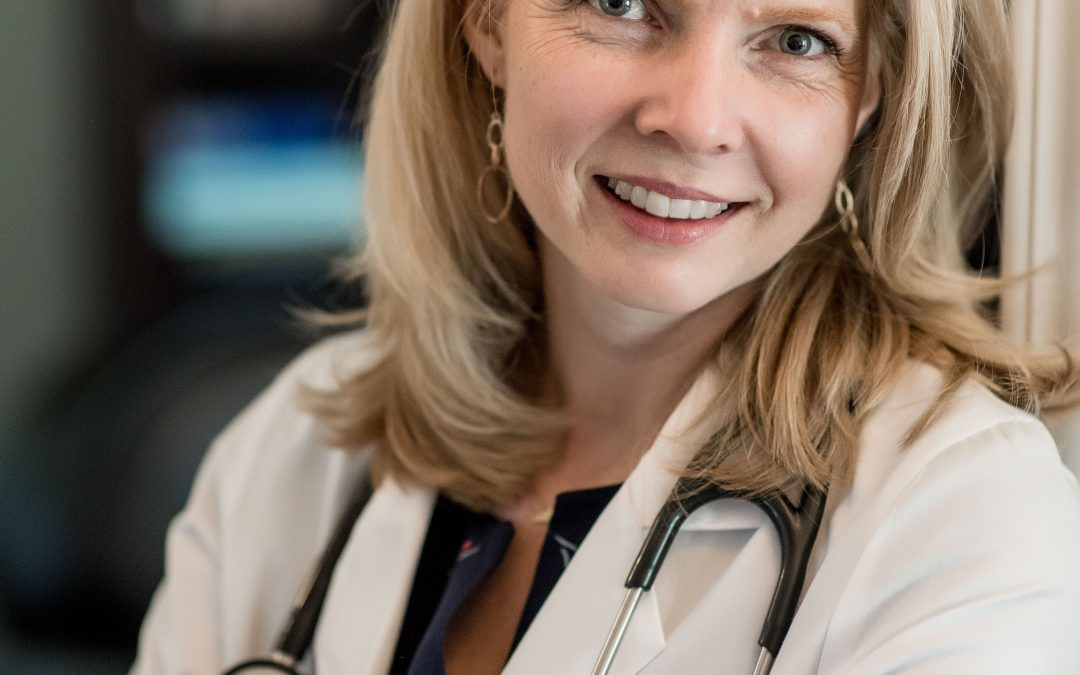 GRETCHEN LASALLE, DOCTOR AND AUTHOR | WOMEN OWNED SPOKANE