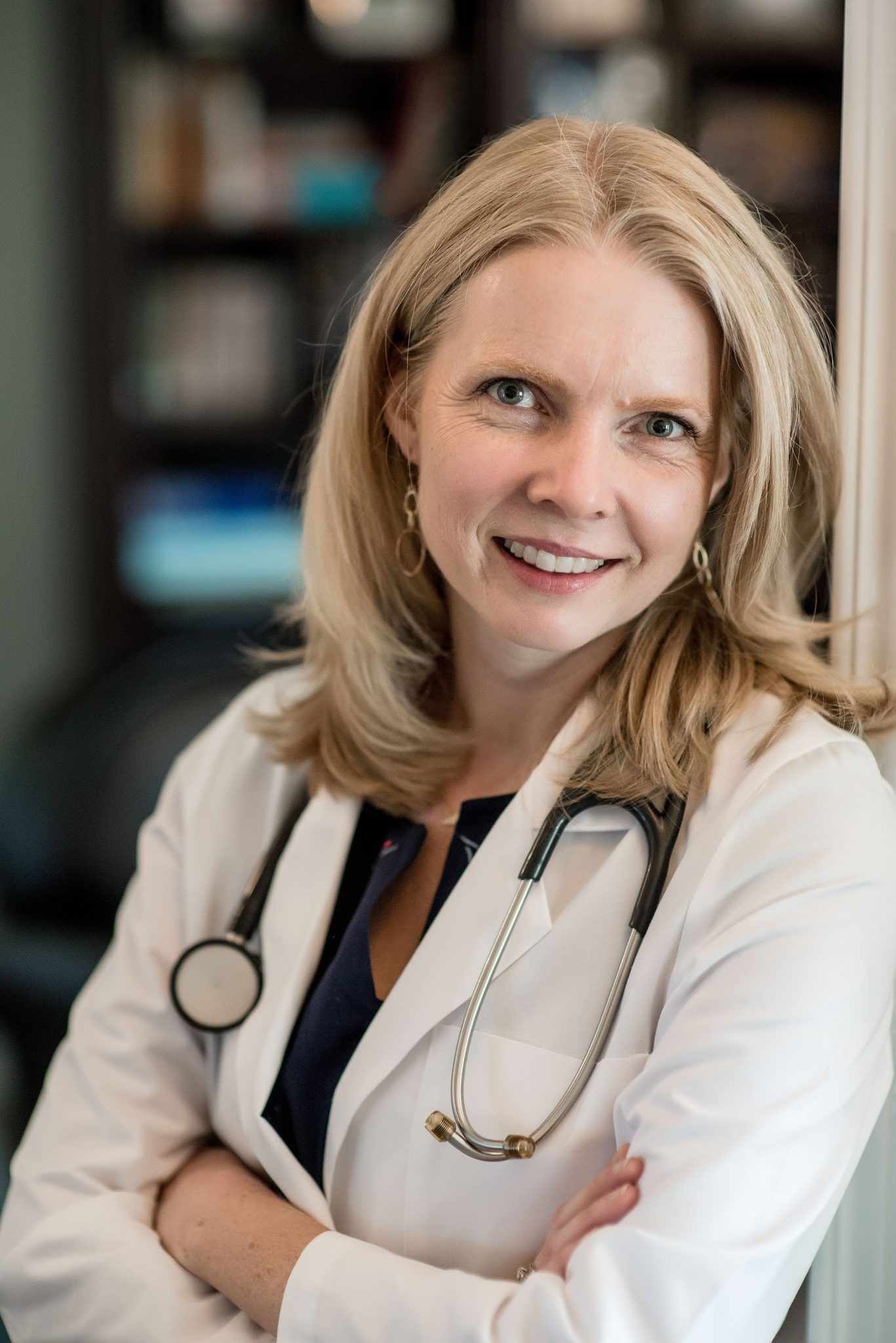 headshot of Dr LaSalle
