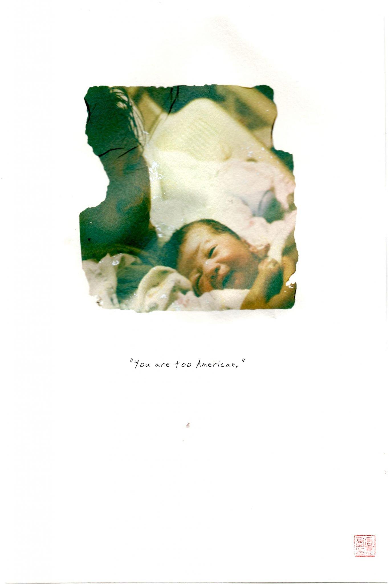 photo of mom and newborn