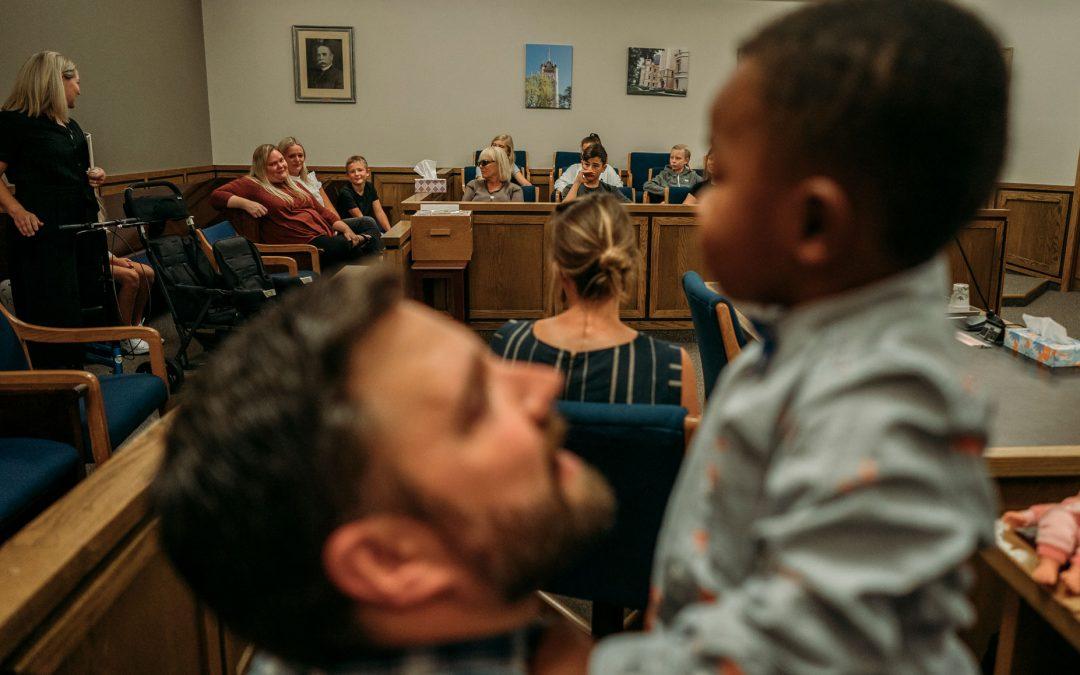 An Adoption Story | Spokane Photographer